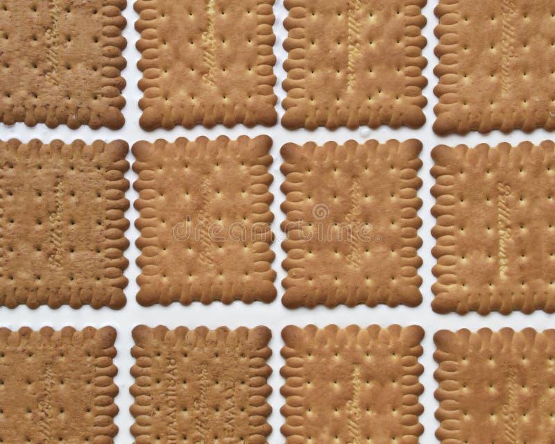 cream домашний льдед сделал сандвич стоковые изображения