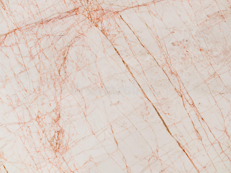 Cream и красная мраморная предпосылка текстуры стоковые изображения rf