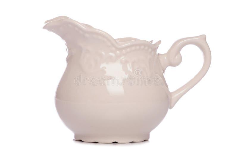 cream молоко кувшина стоковое изображение rf