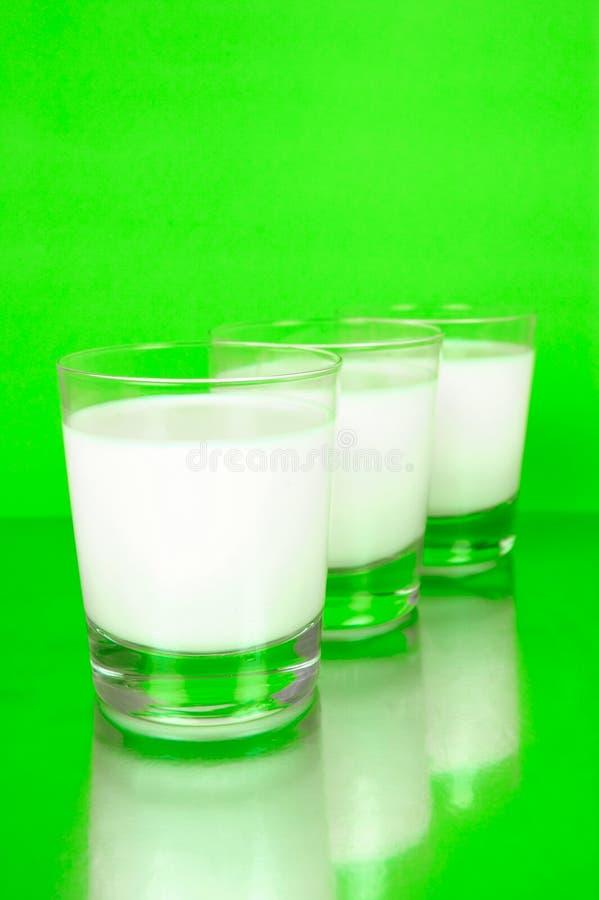 cream полное молоко стоковое изображение