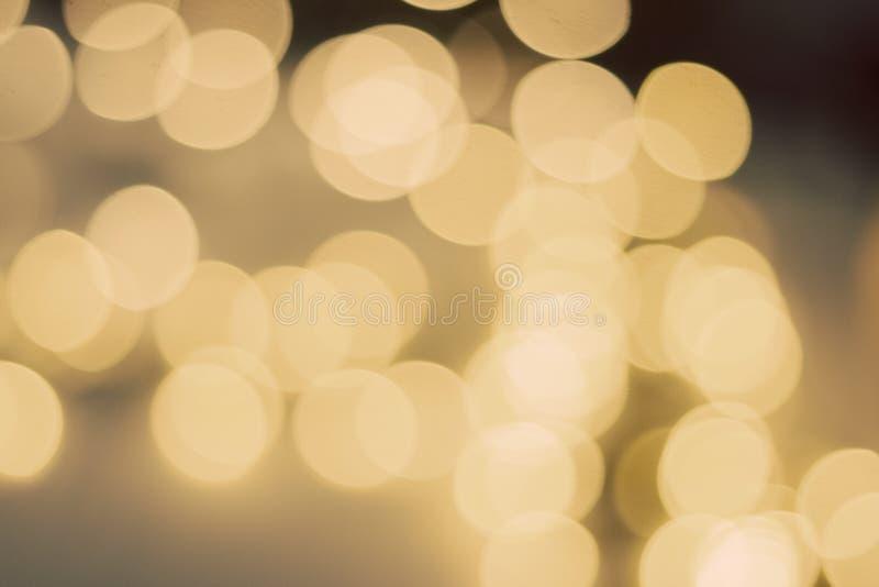 Cream Bokeh Background Stock Photos