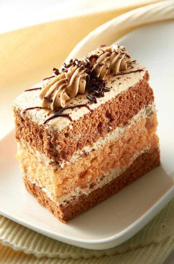 Download Cream Cake Royalty Free Stock Images - Image: 22196869