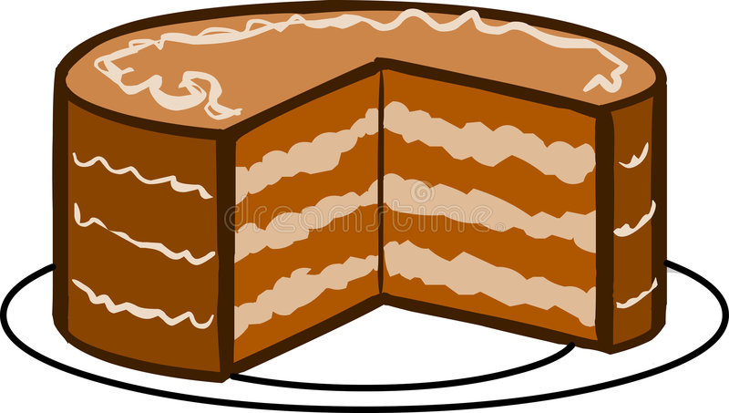 Download Cream Cake stock vector. Illustration of cake, special - 2618848