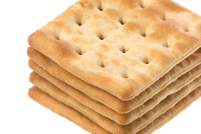 Cream Cracker Biscuits stock photo. Image of cracker ...