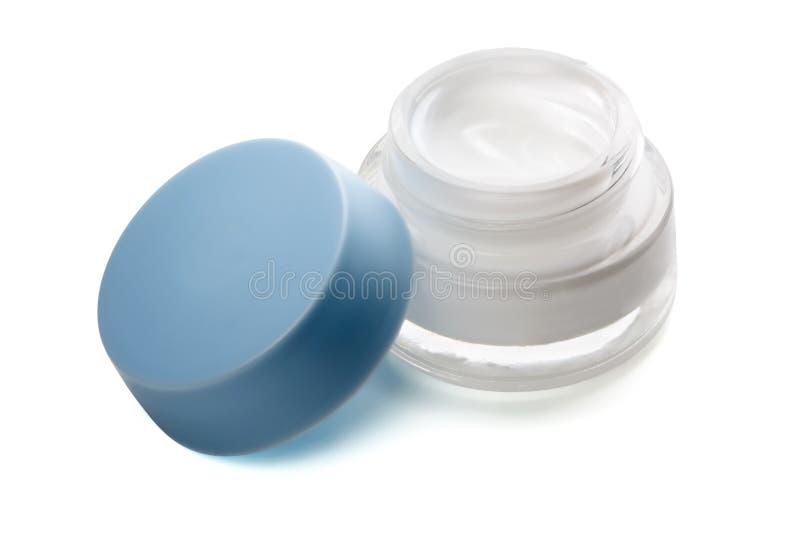 Cream Jar Royalty Free Stock Images