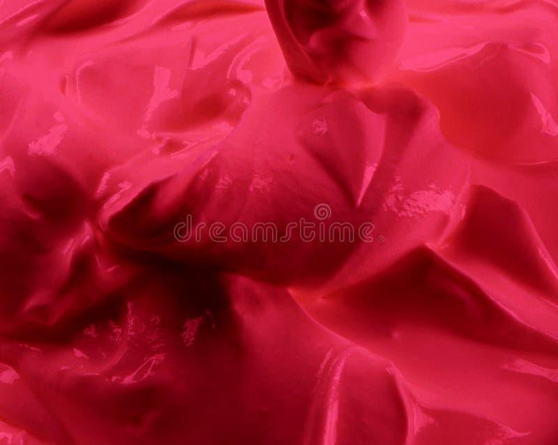 cream lodową czerwień obrazy royalty free