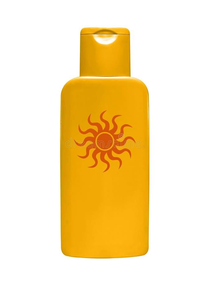 cream suntan стоковое изображение rf