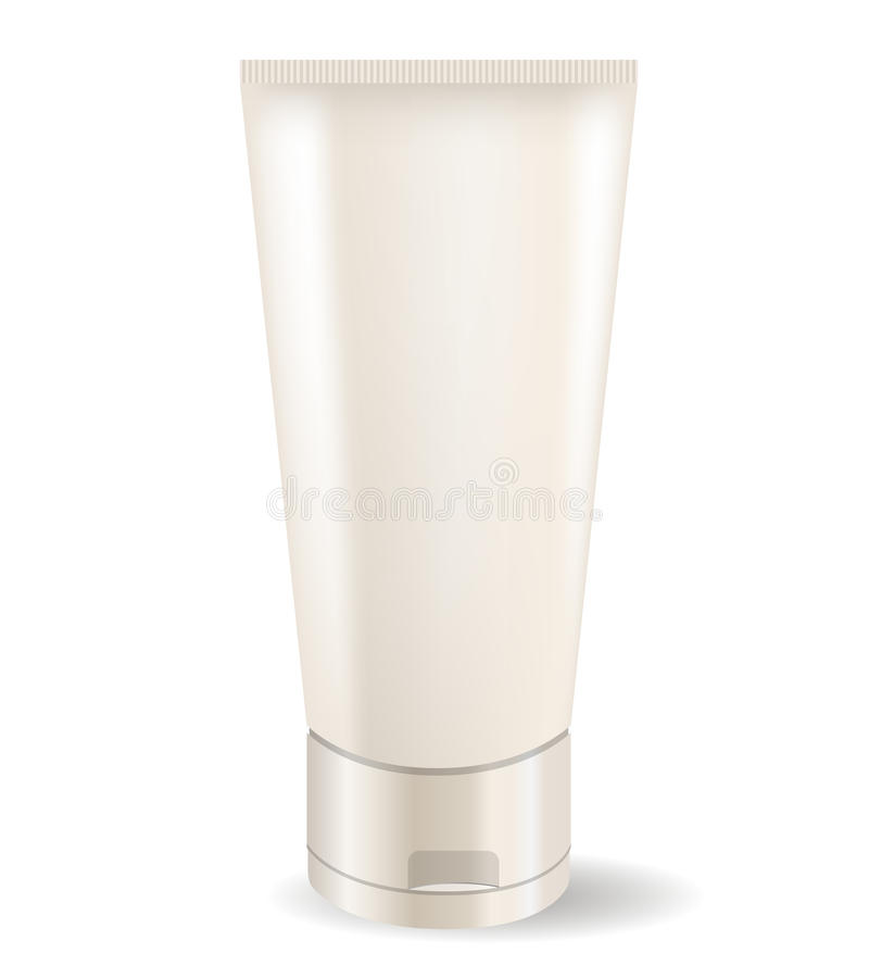 Download Cream tube stock vector. Image of hygiene, shave, clipart - 17288293