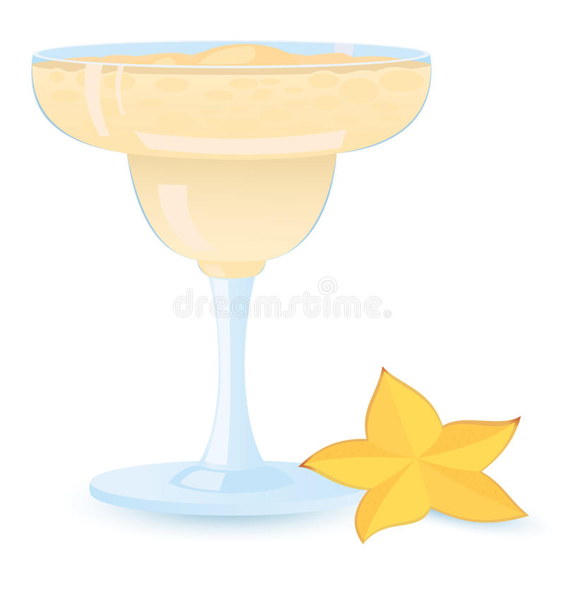 Download Creamy Cocktail Vector Illustration Stock Vector - Image: 26176302