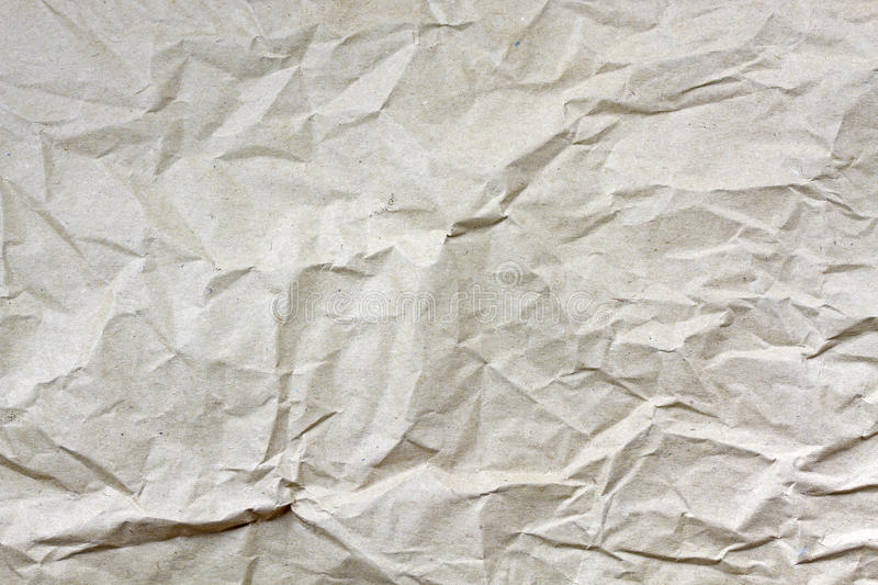 Creased paper as background royalty free stock photos