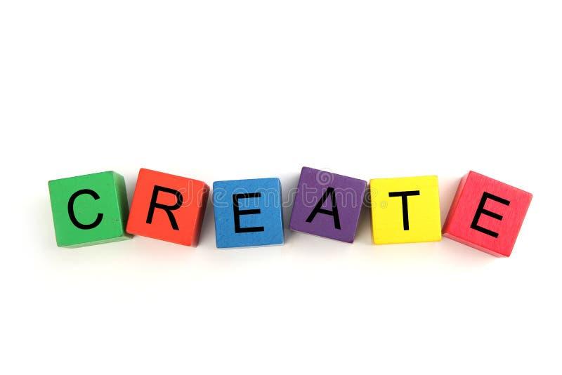 create stockfoto
