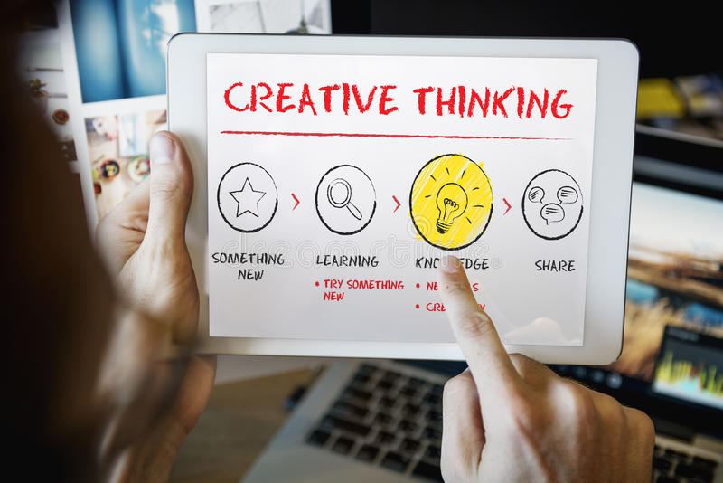 Create Imagination Innovation Inspiration Ideas Concept. People Create Imagination Innovation Inspiration Ideas stock photos