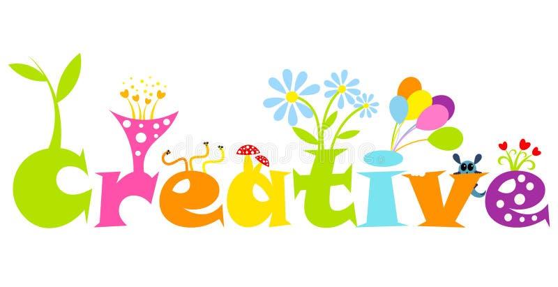 Creatief vector illustratie