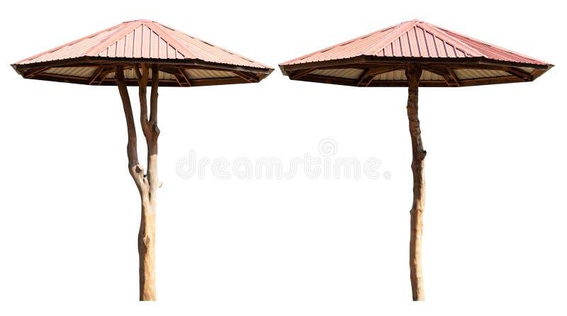 Creatief rust paviljoen stock foto