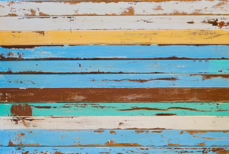 Creatieve abstracte houten achtergrond stock foto's