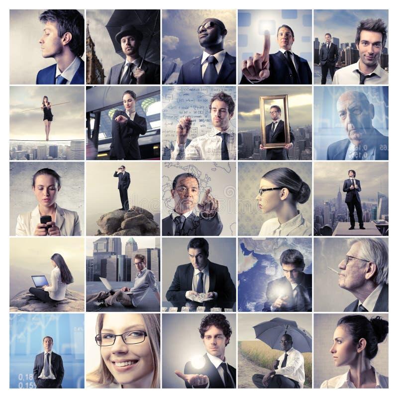 Creatieve banen royalty-vrije stock afbeeldingen