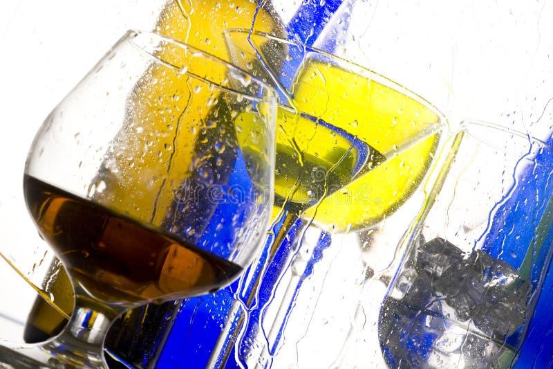 Creatieve drank royalty-vrije stock foto