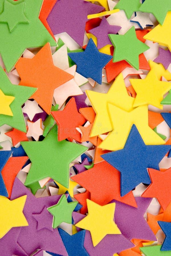 Creatieve sterren stock afbeeldingen