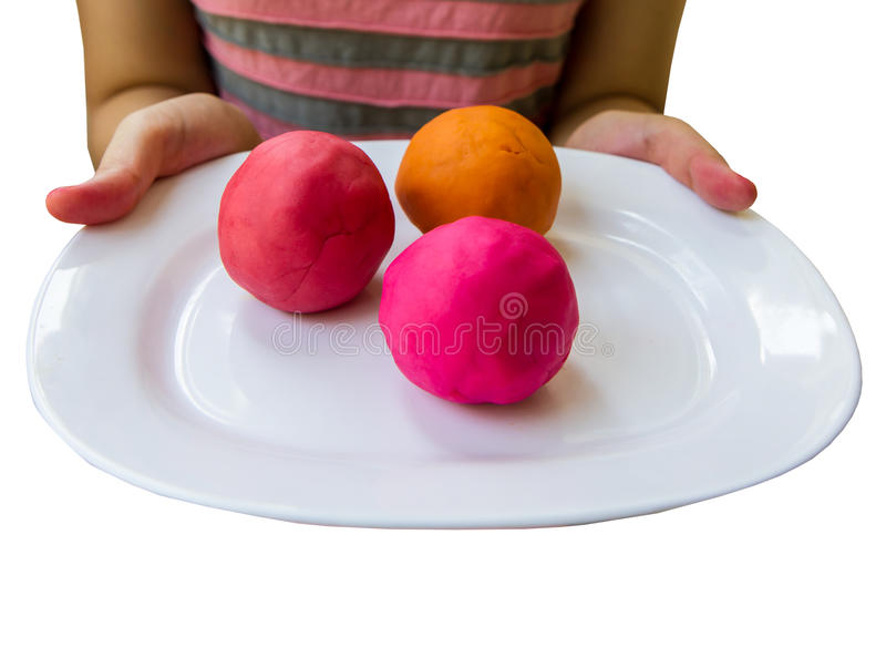 Download Colorful  Play Dough Royalty Free Stock Photography - Image: 29970997