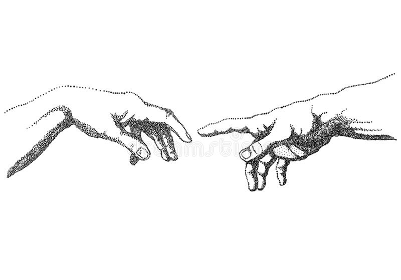 Michelangelo Hands Stock Illustrations 101 Michelangelo Hands Stock Illustrations Vectors Clipart Dreamstime