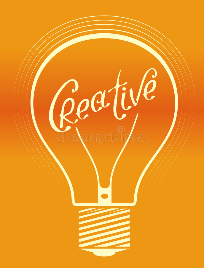 Download Creative stock vector. Image of innovation, inspiration - 8330243