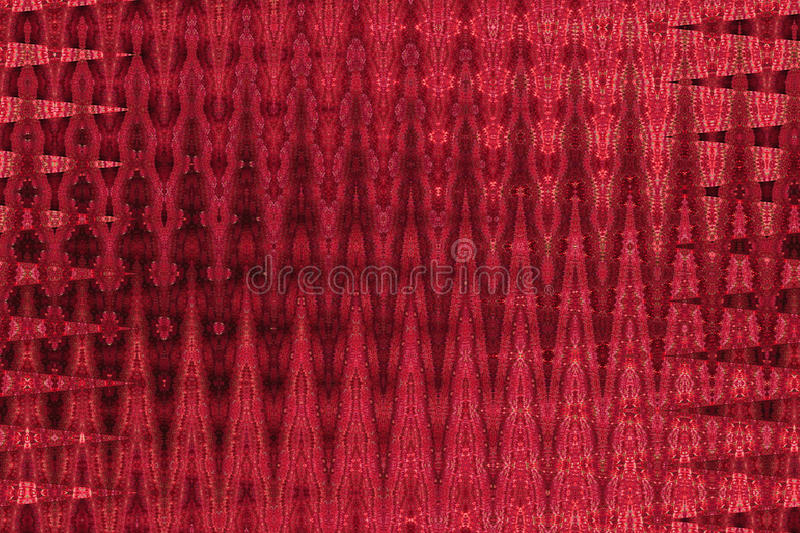 Creative abstract red texture stock photo