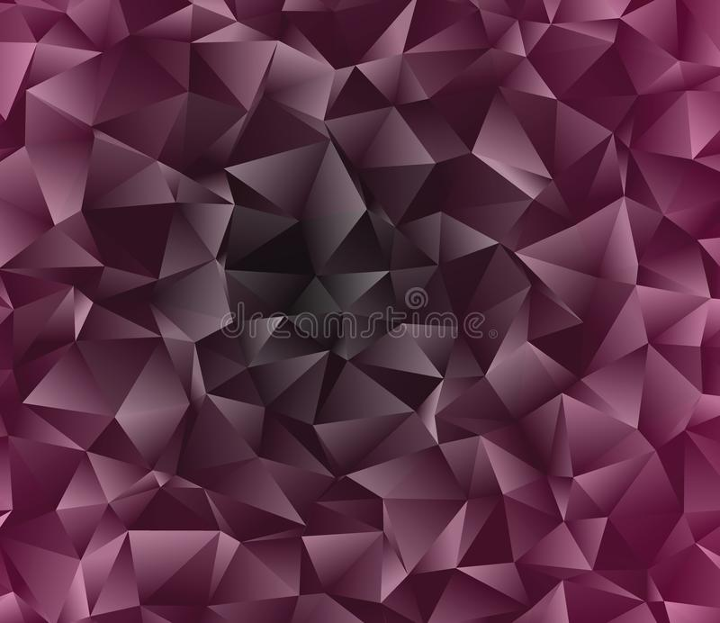 Vector abstract polygonal background. Creative vector clip art . Graphic resource for your design works. Creative abstract vector colorful background with an stock illustration
