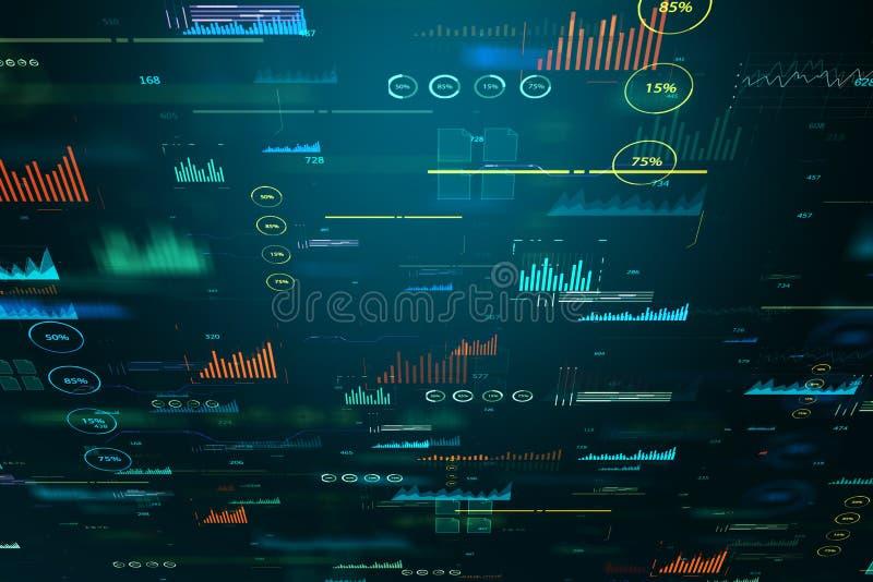Data Wallpaper Stock Illustrations 79245 Data Wallpaper