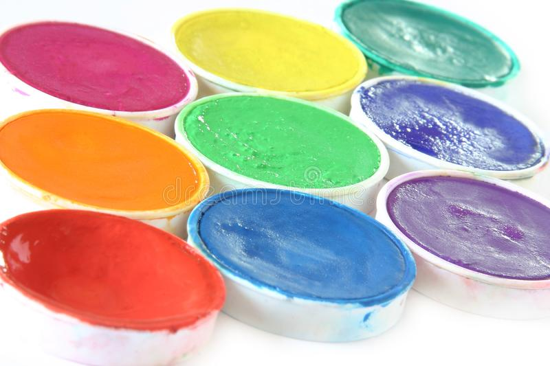 Download Creative - brush & color stock photo. Image of empty, draw - 775296