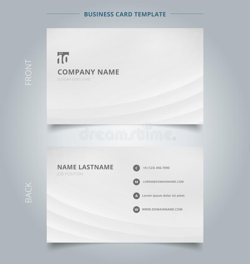 Creative business card and name card template striped curve line download creative business card and name card template striped curve line stock vector illustration of colourmoves