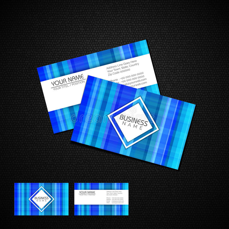 Creative business or visiting card stock illustration download creative business or visiting card stock illustration illustration of background graphic reheart Images