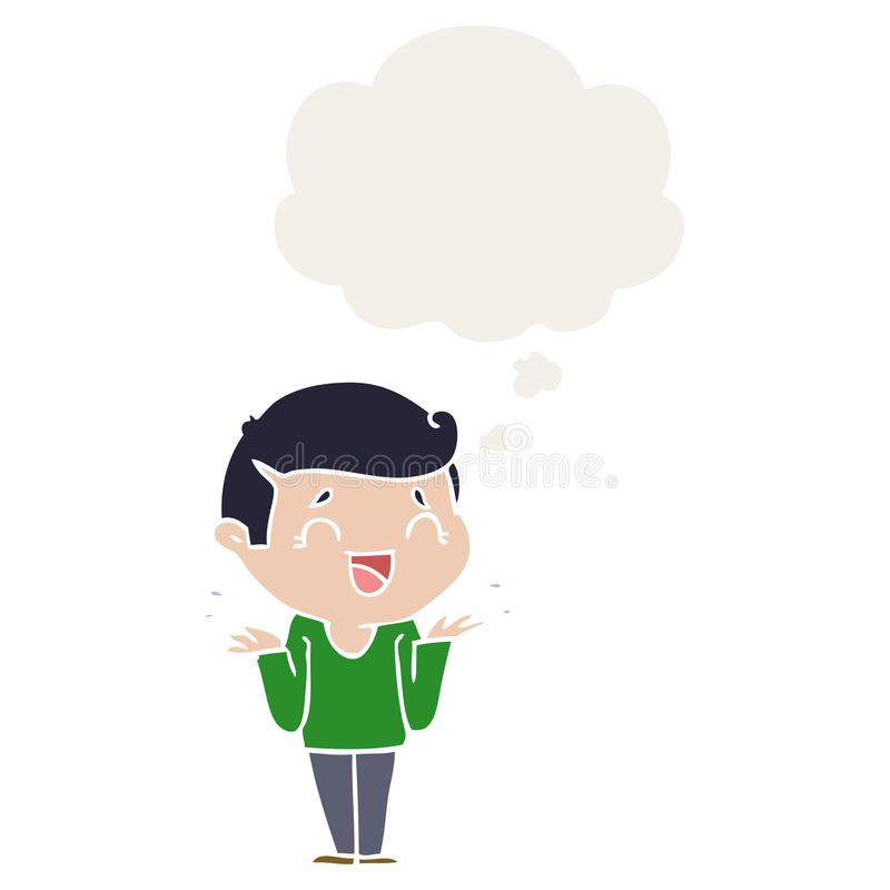 Download Animated Cartoon Confused Man PNG