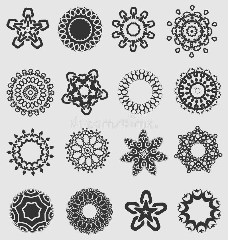 Download Creative design elements stock image. Image of symbol - 32281629
