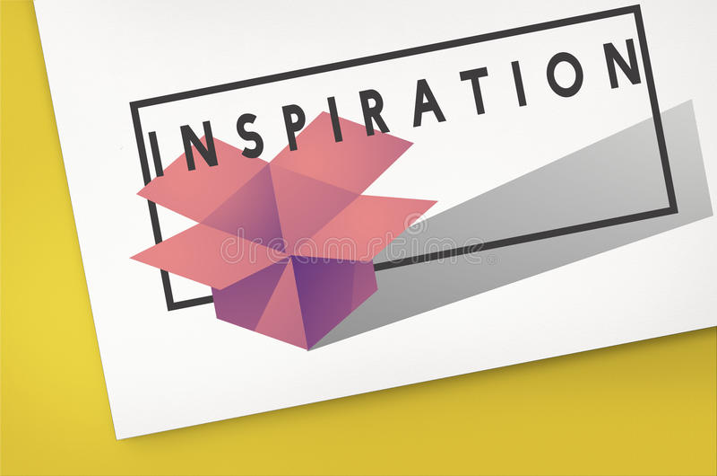 Creative Design Ideas Imagination Modern Concept vector illustration