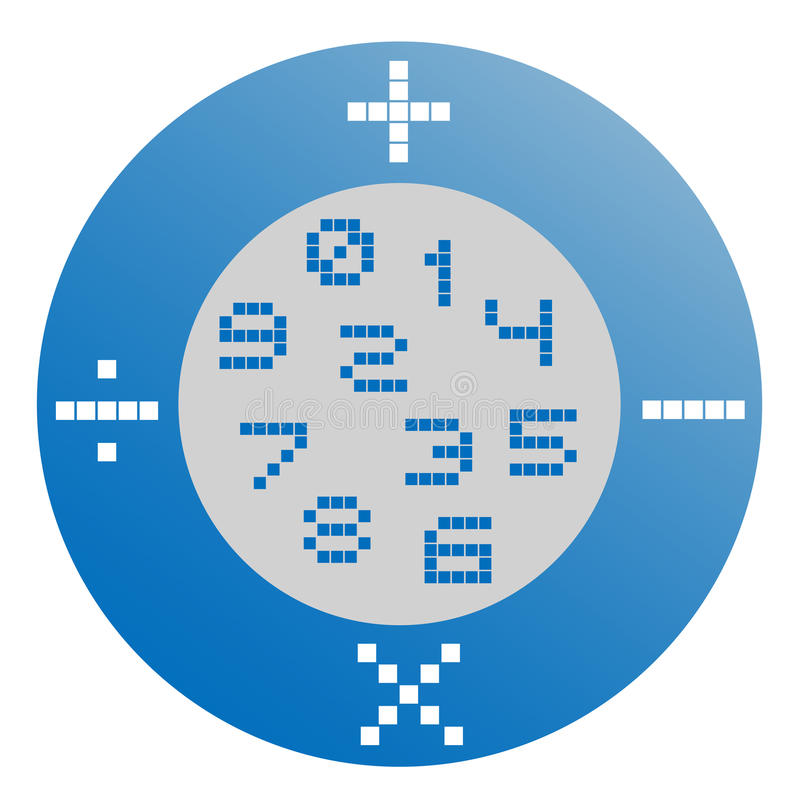 Download Math emblem stock photo. Image of college, matter, bills - 29893044