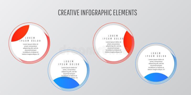 Creative digital illustration Infographic workflow layout, banner, number options, step up options, web design, diagram vector illustration