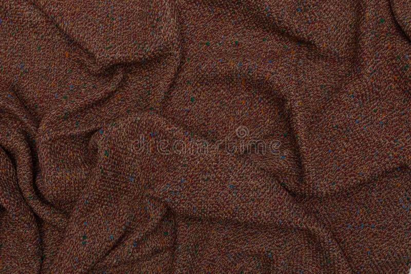Creative fabric with textile texture backgroung.  stock photography