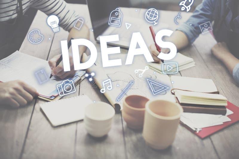 Creative Ideas Design Imagination Innovation Concept. Creative Ideas Design Imagination Innovation royalty free stock photos