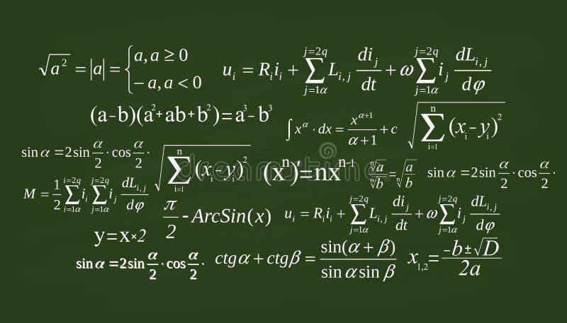 Math Background Stock Illustrations – 45,090 Math Background Stock