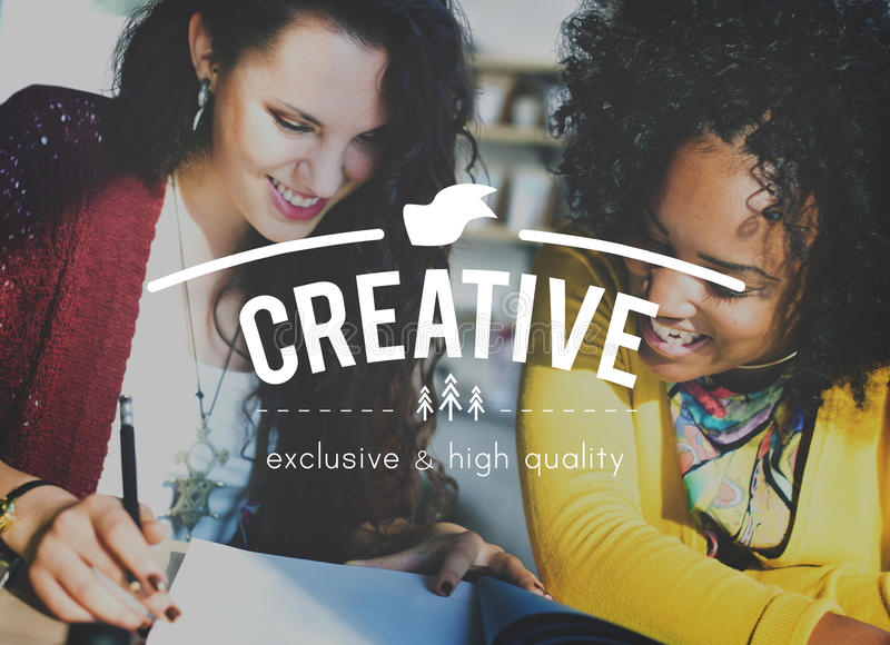 Creative Imagination Innovation Invention Modern Concept royalty free stock photography