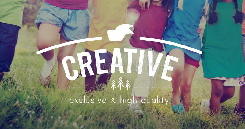 Creative Imagination Innovation Invention Modern Concept royalty free stock images