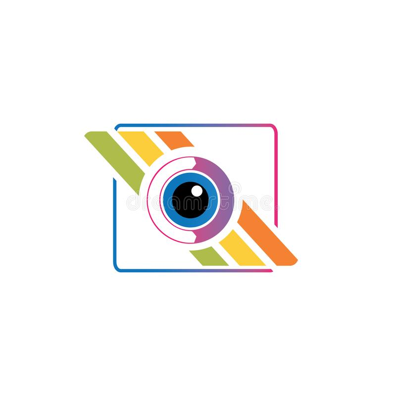 Free Creative & Modern Photography/camera Logo Design Stock Image - 160740531