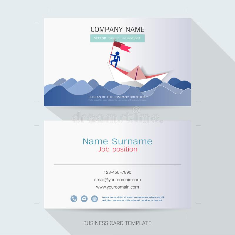 Creative name card or business card design template stock vector download creative name card or business card design template stock vector illustration of layout reheart Image collections
