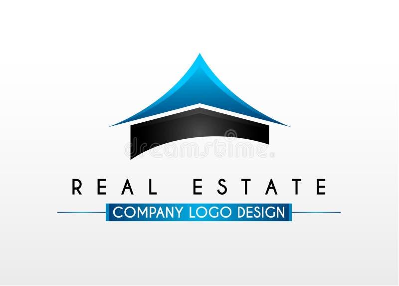 Creative Real Estate Logo for brand identity, company profile or vector illustration