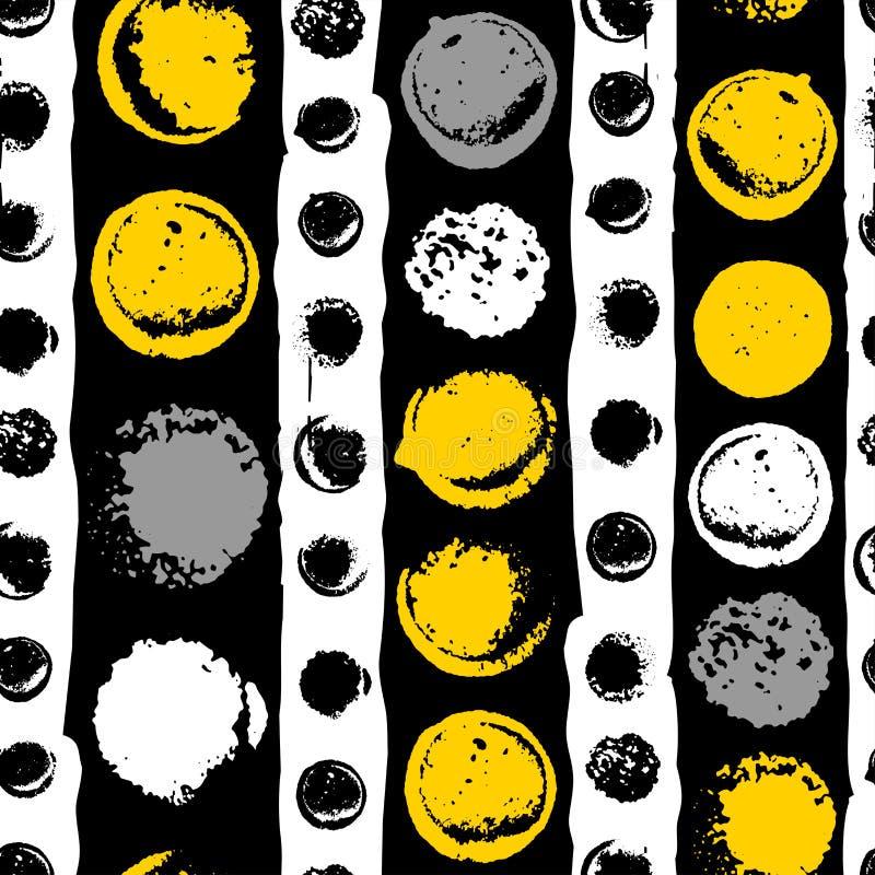 Creative Seamless pattern royalty free illustration