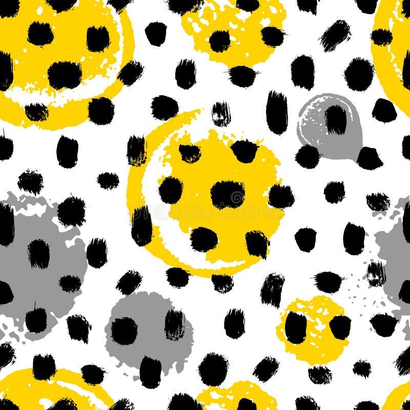 Creative Seamless pattern vector illustration