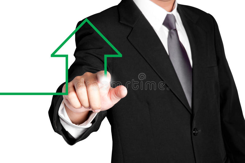 Download Creative Sign Of Business Man Stock Images - Image: 23280434