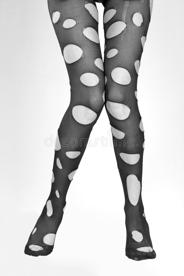 Creative stockings royalty free stock images