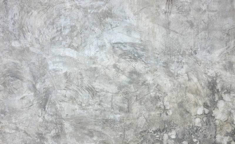 Creative stucco pattern, Neutral gray colors, old cement wall background.  stock image