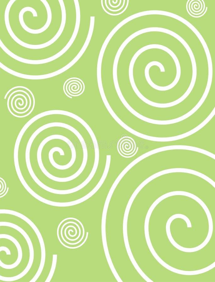 Creative Swirl Background Stock Photos
